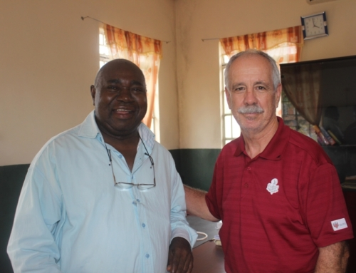 "By Star News: ""Retired Wilmington physician Sam Spicer is journeying to help a hospitial in Rotifunk by, Sierra Leone"""