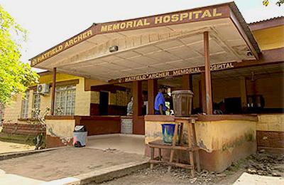 Rotifunk Hospital Sierra Leone