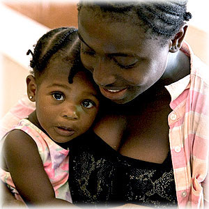 saving mothers and children in Rotifunk, Sierra Leone