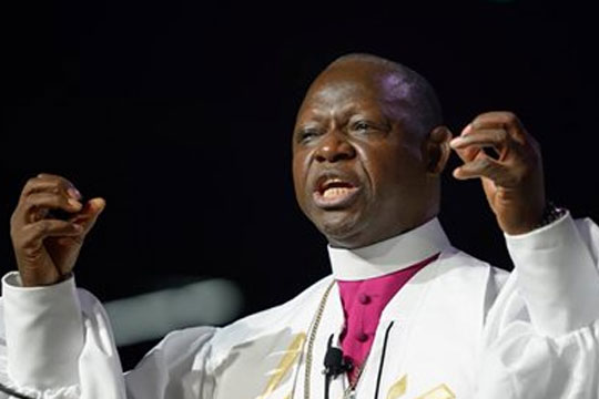 Bishop John Yambasu