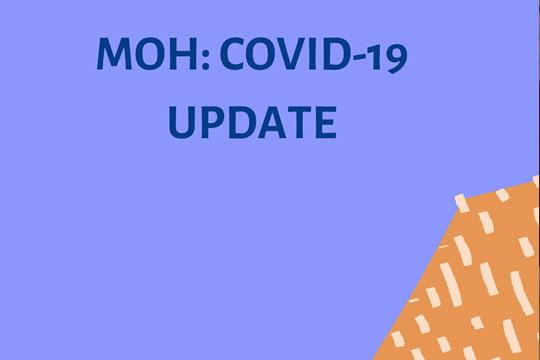 MOH: COVID-19 Update